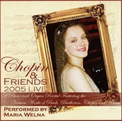 Chopin & Friends recital 2005